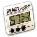Digitálný časovač s extra veľkými číslicami